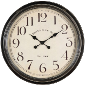 Whitley Wall Clock