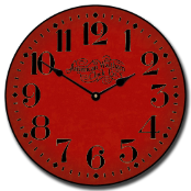 Americana Wall Clock 2 colors