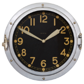 Airship Wall Clock 15""