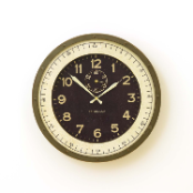 Skyway Wall Clock