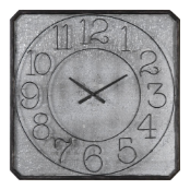 Dominic Square Wall Clock