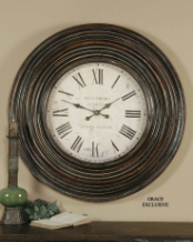 Trudy Wall Clock 38""