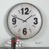 Marino Wall Clock Uttermost