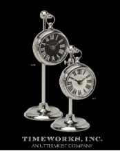 Marchant Pocket Watch Nickel