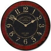 Bellingham Street Wall Clock
