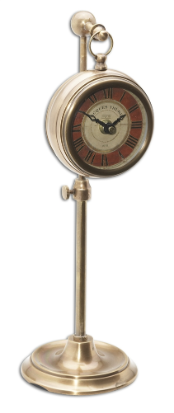 Timeworks Pocket Watch Table Clock On Sale