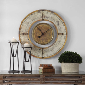 Ezekiel Wall Clock Out Of Stock
