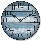 Nautical Nantuckett Clock