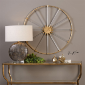 Kyota Clock by Uttermost