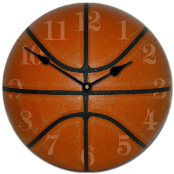 Boys Basket Ball  Clock