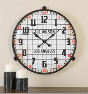 MAX Wall Clock Uttermost