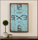 Antiquite de Paris Clock (SKU: UTM-06045)