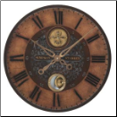 Simpson Starkey Clock  Uttermost Out Of Stock