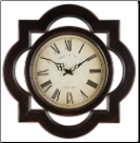 Lindsey Wall Clock Available 3/08/16 (SKU: CC-2211)