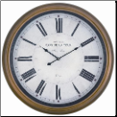 Henley Wall Clock (SKU: CC-4819)