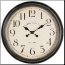 Whitley Wall Clock Available 12/2016 (SKU: CC-40034)