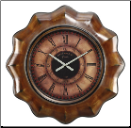 "Sullivan 38"" Wall Clock (SKU: CC-4965)"