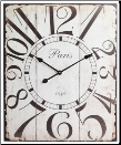 Redding Wall Clock Available 5-10-16 (SKU: CC-40119)