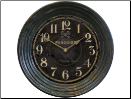 Pasquier Black Clock Out of Stock (SKU: FC-CWC001)