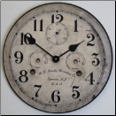 Vintage Bundy Wall Clock (SKU: JTC-BUNDY)
