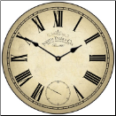 Swiss Time Wall Clock (SKU: JTC-SWISSTIME)