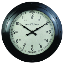 Army Air Corp Clock White (SKU: PDLX-DWCARWBK)