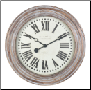 Derby Benjamin Wood Wall Clock (SKU: PDLX-DWCBENGW)