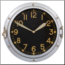 "Airship Wall Clock 15"" (SKU: PDLX-WCASAL)"