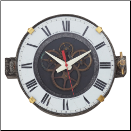 Chicago Factory Wall Clock (SKU: PDLX-WCCHFWE)