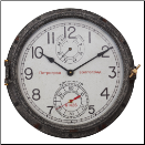 Petrograd Nautical Wall Clock (SKU: PDLX-WCPETWE)