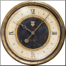 "Caffe Venezia Clock 23"" OUT OF STOCK"