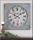 Uttermost Paron Wall Clock (SKU: UTM-06079)