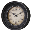 Melania Clock Uttermost Available 8/29 (SKU: UTM-06435)