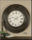 "Trudy Wall Clock 38"" (SKU: UTM-06726)"