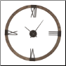 "Marcelo Wall Clock 40"" Available March 11,19 (SKU: UTM-06454)"