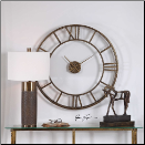 "Mylah Wall Clock 36"" Uttermost (SKU: UTM-06456)"