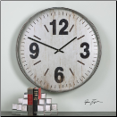 Marino Wall Clock Uttermost (SKU: UTM-06432)