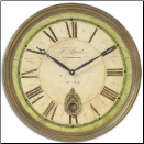 Regency B. Rossitter Clock