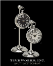 Marchant Pocket Watch Nickel (SKU: UTW-06071)