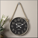 Bartram Wall Clock (SKU: UTM-06428)