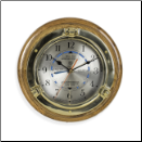 Time and Tide Wall Clock (SKU: BBSQ528)