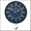 Balton Blue Clock Pendulum