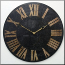 Black Slate Wall Clock (SKU: JTC-GSWC)
