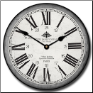 Hotel Paris Wall Clock (SKU: JTC-PHWC)