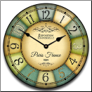 Paris World Fair 1889 Clock (SKU: JTC-PARIS1889)
