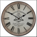 French Chateau Clock