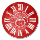Red Clock French Lafayette (SKU: JTC-LAFAYR)