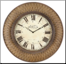 Traditional Living -Wall and Mantel Clocks