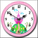 "Childrens Clocks-Nursery Clocks 6""-36"""