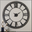 "Large Wall Clock                         23"" to 60"""